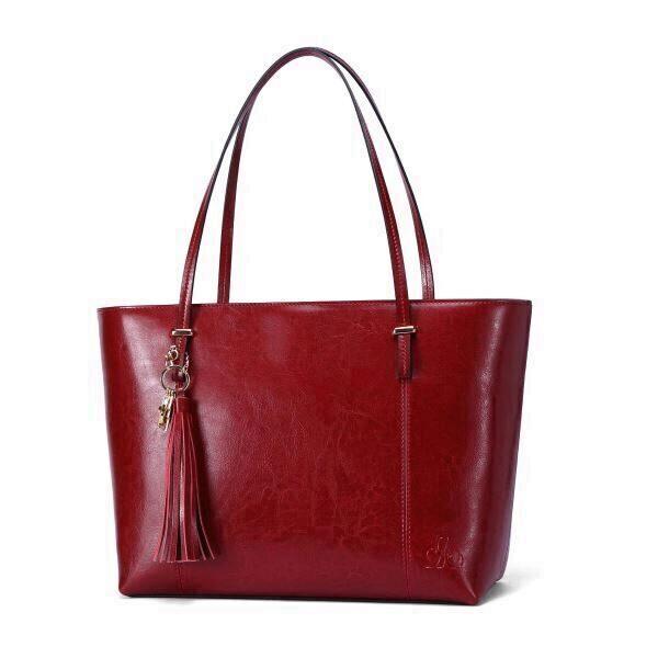 509a0b14a333a Product  C iel Desireè wine-red tote bag