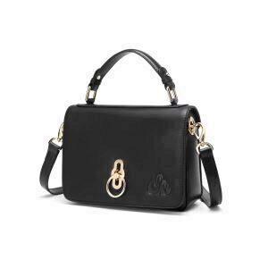 2c3572a3d0e95 C iel Maylis black boxy bag
